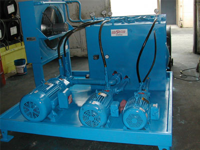 Hydraulic Power Unit 7